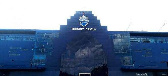 Mengintip Konsep Apik Stadion Juara Liga Thailand, Buriram United FC
