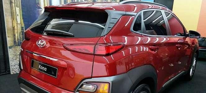 Hyundai Kona Segera Meluncur di Jakarta, Ini Wujudnya