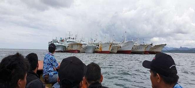 Demi Nyoblos, PPLN Fiji Jemput ABK WNI dari Tengah Laut