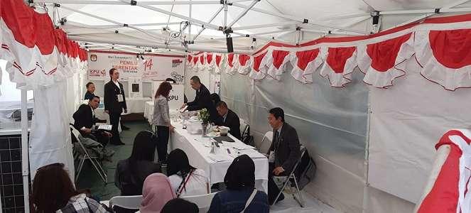 Pemilu Ulang di Australia, Ahok Marah saat Nyoblos dan Tasbih Jokowi