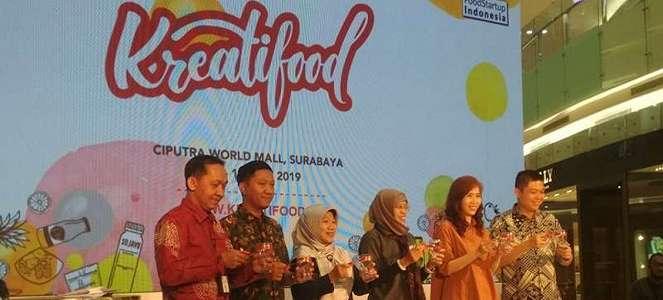 Berburu Aneka Makanan Lokal Indonesia di Kreatifood Expo