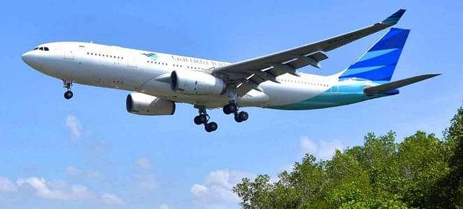 Salah Dengar Arahan Petugas ATC, Dua Pesawat Garuda Nyaris Tabrakan