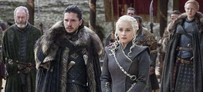 Kit Harington: Sejak Awal Daenerys Targaryen Tokoh Antagonis