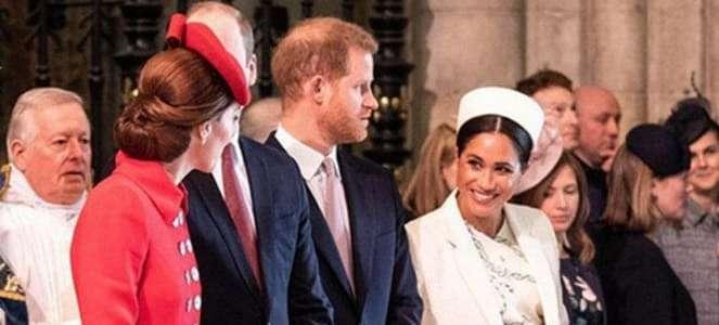 Saat Kate-Meghan Akrab, Ini yang Dilakukan William dan Harry