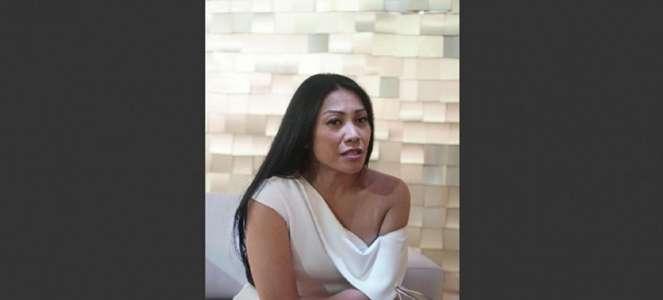 Anggun C Sasmi: Wanita yang Bahagia Pasti Cantik