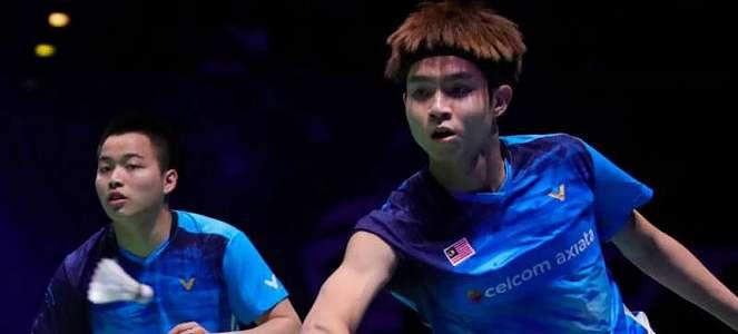 Ahsan/Hendra Bentrok Vs Musuh Berat Final All England di Denmark Open
