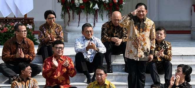 Jenderal Jabat Menteri Agama dan Mendagri, Sudah Ada Sejak Orde Baru