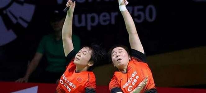 Dramatis, Yuki/Sayaka Libas Juara All England di Semifinal China Open