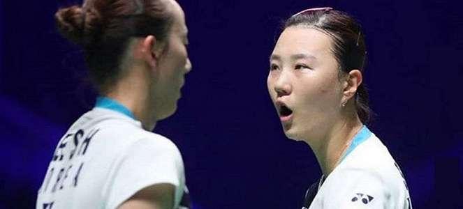 Ratu Ganda Putri Dunia Tersungkur di Semifinal Fuzhou China Open