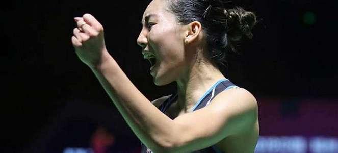 Ratu Bulutangkis Kanada Kandas di Semifinal Fuzhou China Open