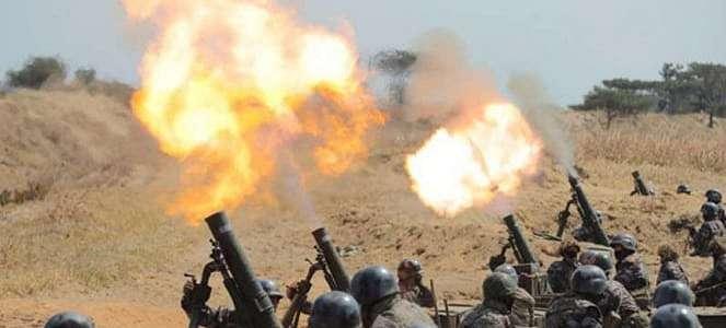 95 Ribu Orang Tewas Akibat COVID-19, Kim Jong Un Malah Siapkan Perang