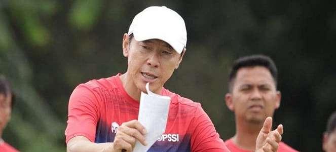 Shin Tae-yong Desak Kompetisi Liga 1 dan Liga 2 Segera Digelar