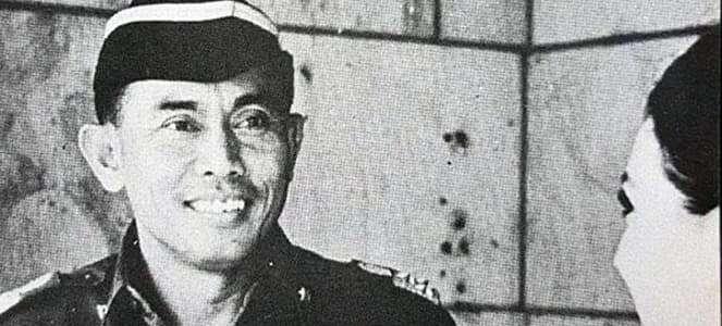Ahmad Yani, Jenderal TNI Terpintar Pemegang Samurai Jepang