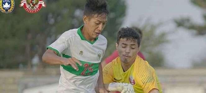 Cedera Parah, Gelandang Timnas Indonesia U-19 Pulang ke Bandung