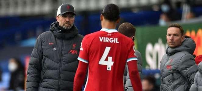 Operasi Virgil van Dijk Berjalan Sukses