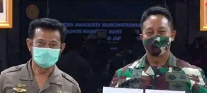 Ternyata Ada Peran Jenderal TNI Andika Dalam Program Food Estate