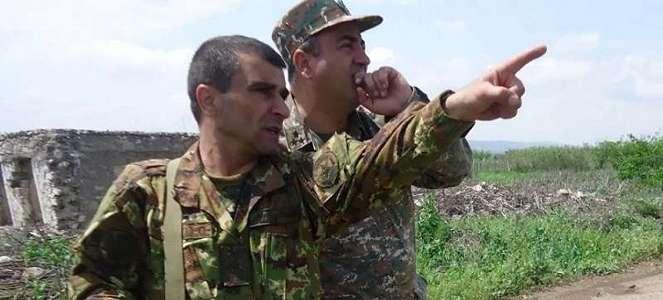 Panglima Perang Baru Tentara Pemberontak Armenia Jauh Lebih Bengis