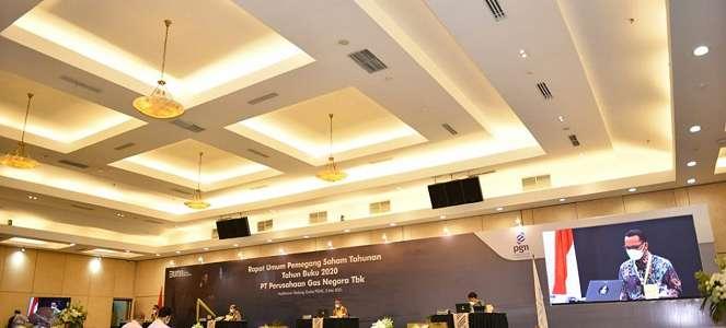 RUPST PGN Angkat Muhamad Haryo Yunianto Jadi Dirut