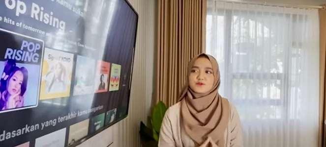Mewahnya Kamar Wirda Mansur Seperti Ada di Hotel Bintang 5