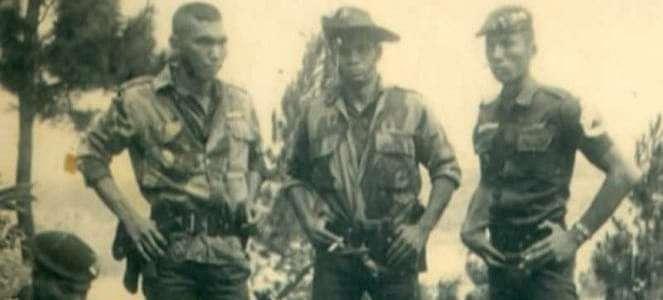Ini Dia Prajurit Kopassus TNI yang Bikin Jenderal Luhut Geleng-geleng