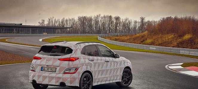 Hyundai Bakal Luncurkan Mobil Kona Versi Kencang