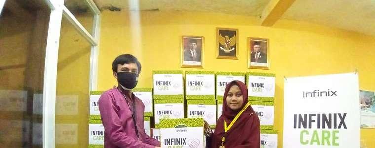 INFINIX Berbagi dengan Anak Yatim di Jakarta Melalui Program #INFINIXCARE