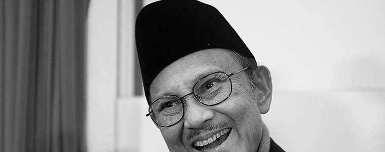 Bacharuddin 'Rudy' Jusuf Habibie: 'Helmut Schmidt Guru Intelektual Saya'