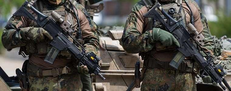 Perwira Satuan Elit Jerman KSK Dicopot Karena Salam Nazi