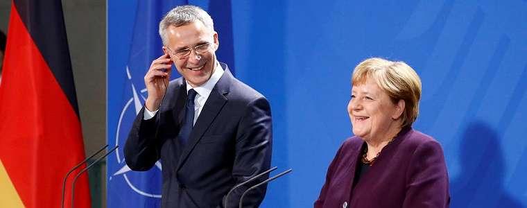 Kanselir Jerman Kecam Keras Pernyataan Presiden Prancis Soal NATO