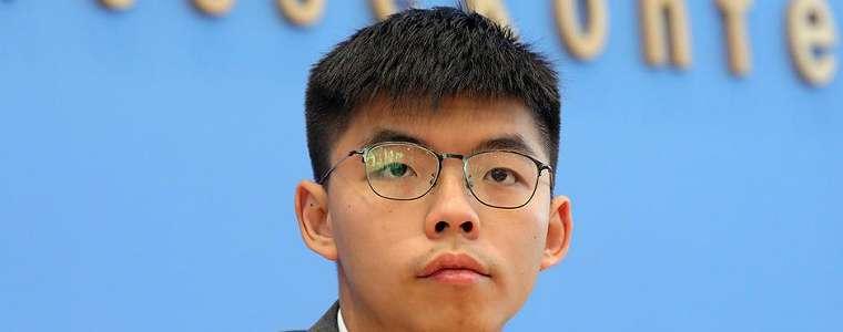 Joshua Wong Menyangkal 'Meminta Jerman' untuk Intervensi Hong Kong