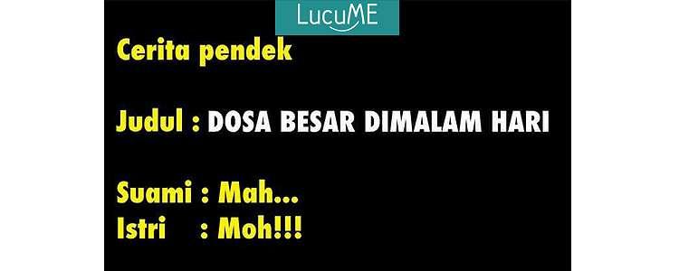 10 Meme 'Cerita Pendek' Ini Lucunya Kebangetan, Kocak Parah!