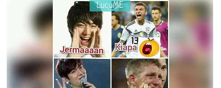 7 Meme 'Piala Dunia 2018' Paling Ngeselin, Bikin Ngakak Fans Karbitan