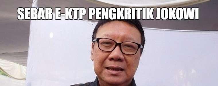 Sebar E-KTP Veronica Koman, Mendagri Langgar UU ITE?