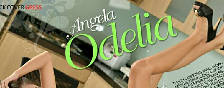Angela Odelia Gress Magazine Part.1
