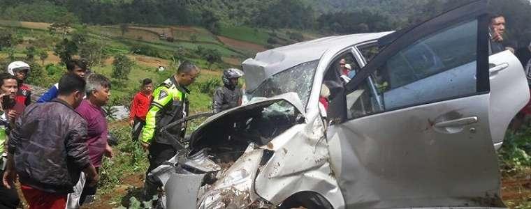 Kronologi Kecelakaan Maut di Ciloto Puncak Akibat Rem Bus Blong