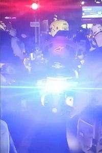 Viral Lampu Belakang Menyilaukan, Pemilik Motor Minta Maaf