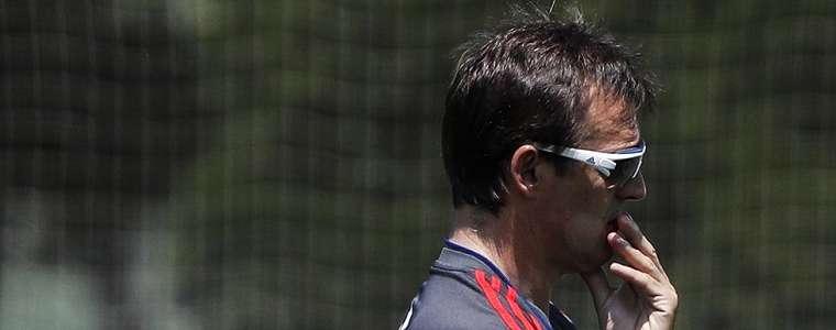 Spanyol pecat pelatih Julen Lopetegui sehari menjelang Piala Dunia 2018